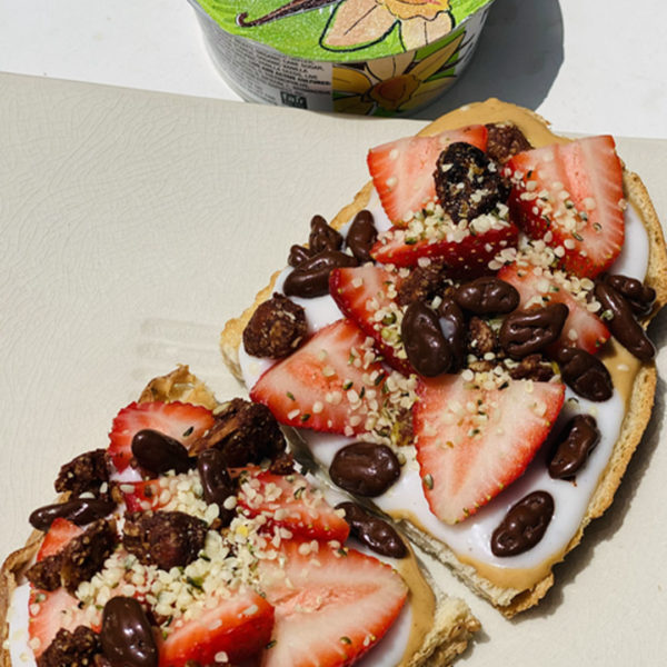 Your 5-Minute Morning Toast for Summer