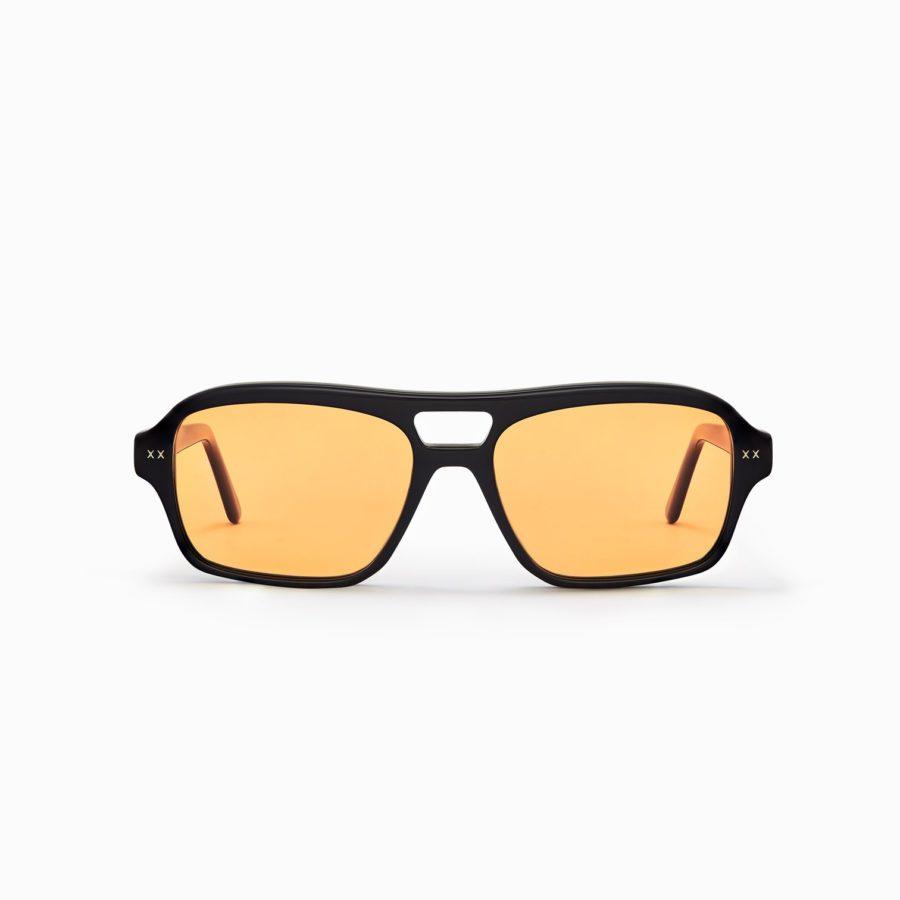 Lexxola Damien in Black Orange ($268)