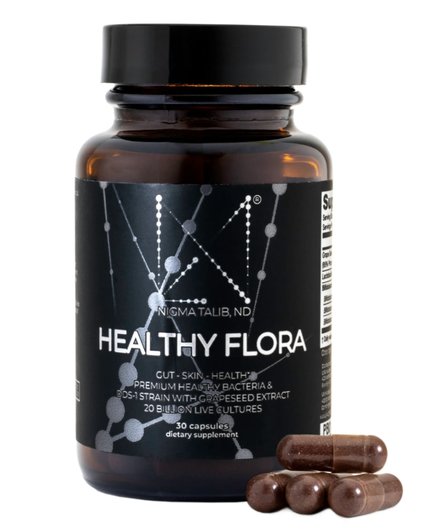 DR. NIGMA Healthy Flora Dietary Supplement Capsules ($65)