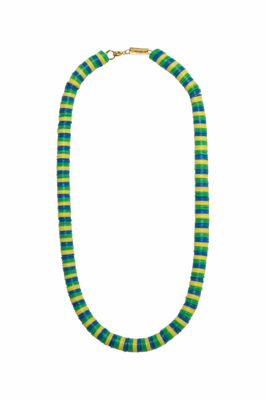 Gimaguas Green Maxi Pukas Necklace ($48)