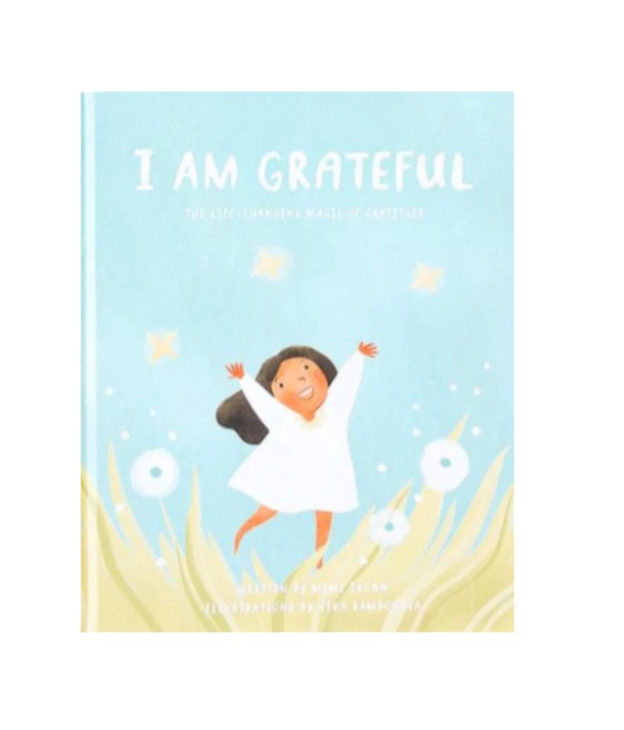 Intelligent Change I Am Grateful Children's Book ($20)