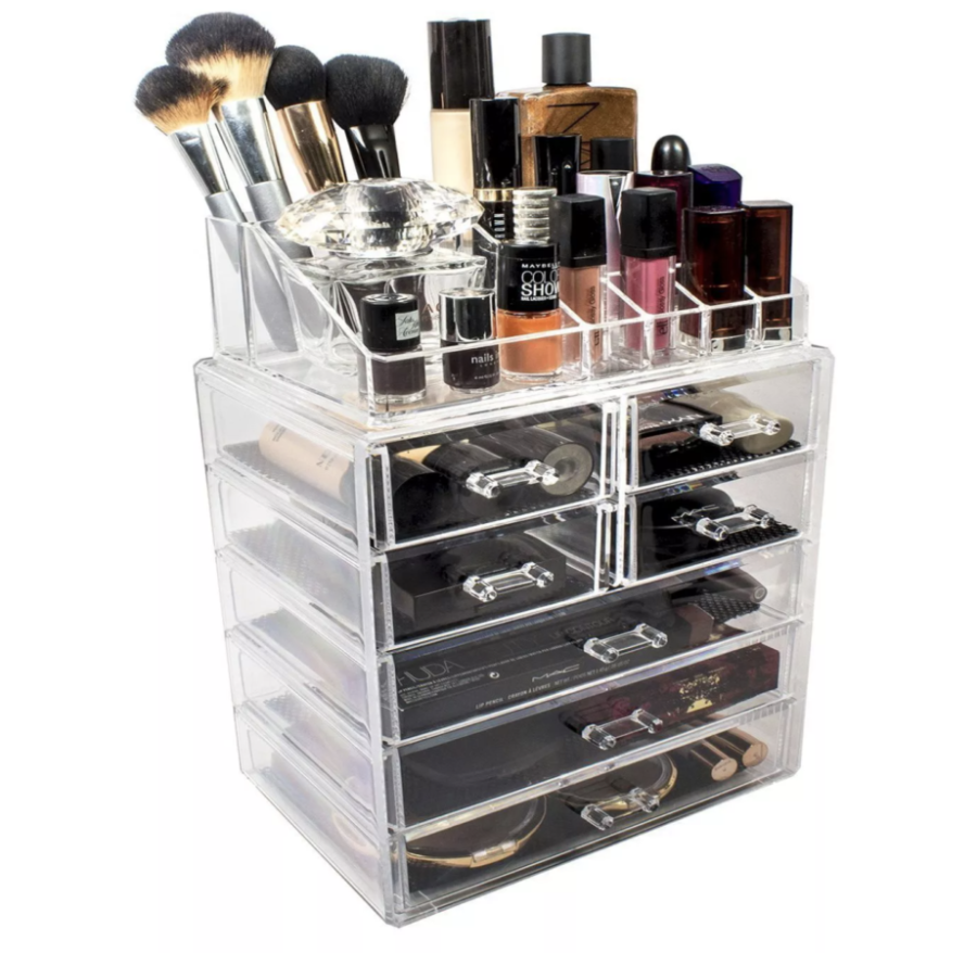 Sorbus Makeup Storage Organizer ($27)