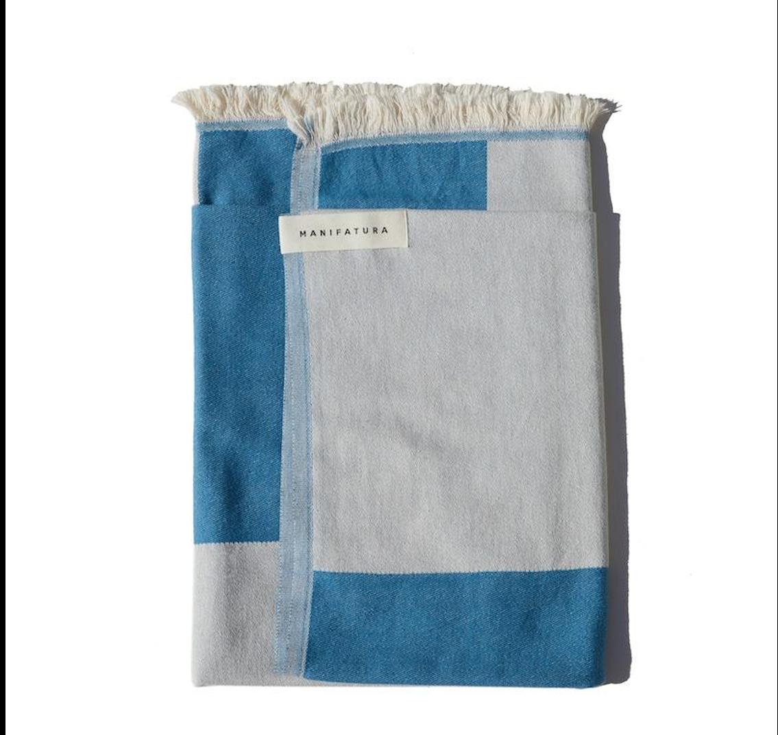 Manifatura Aegean Beach Towel ($65)