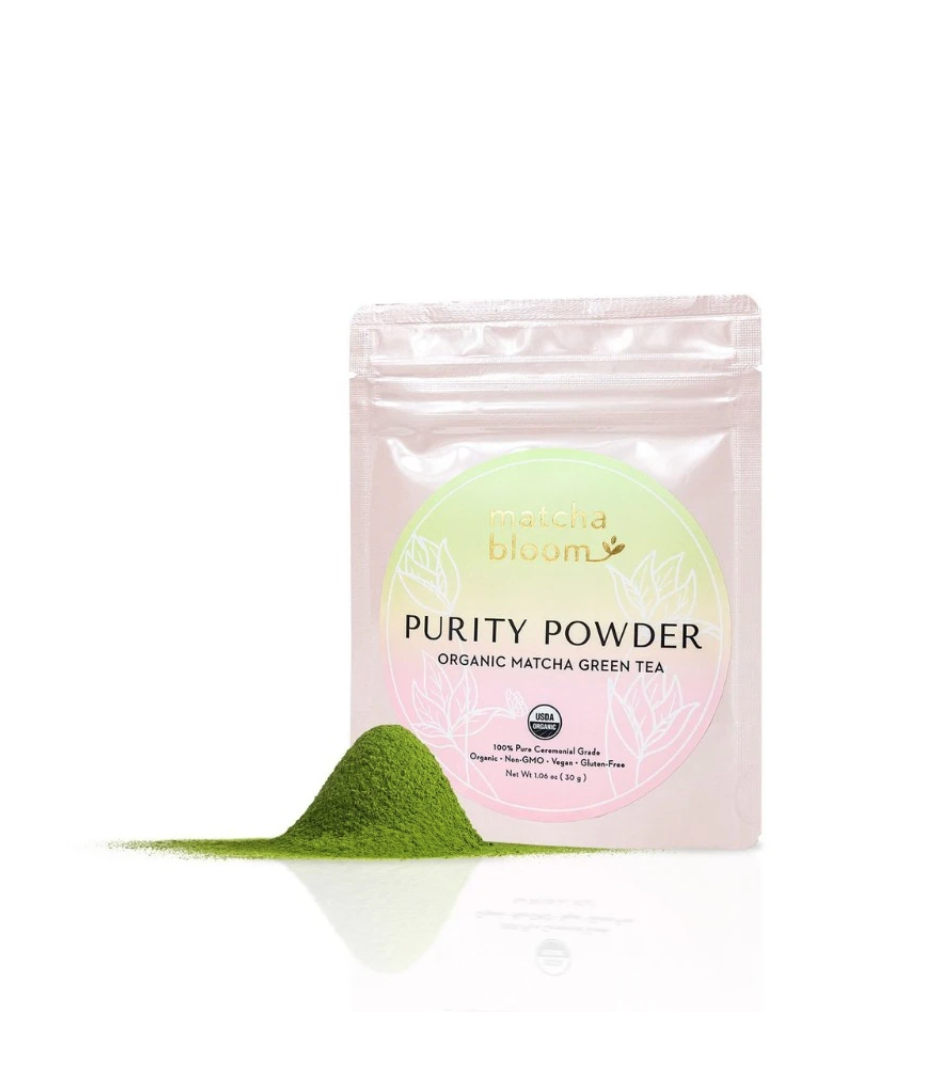Matcha Purity Powder ($28)