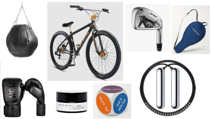 gift ideas for the dad who is highly active