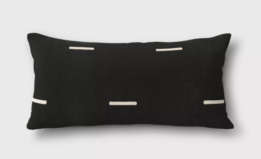 Target Decorative Outdoor Pillow ($15)