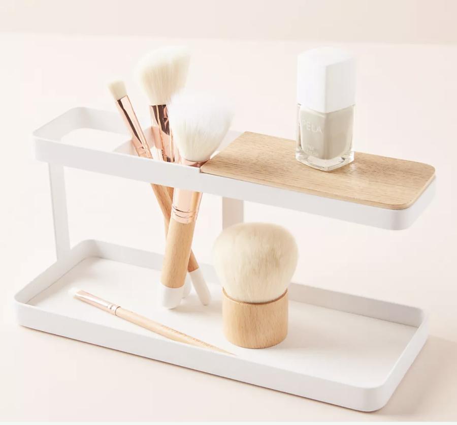 Anthropologie Streamlined Vanity Storage ($30)