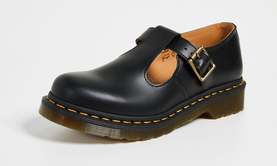 Dr. Martens Polley T-Bar Mary Jane Shoes ($120)