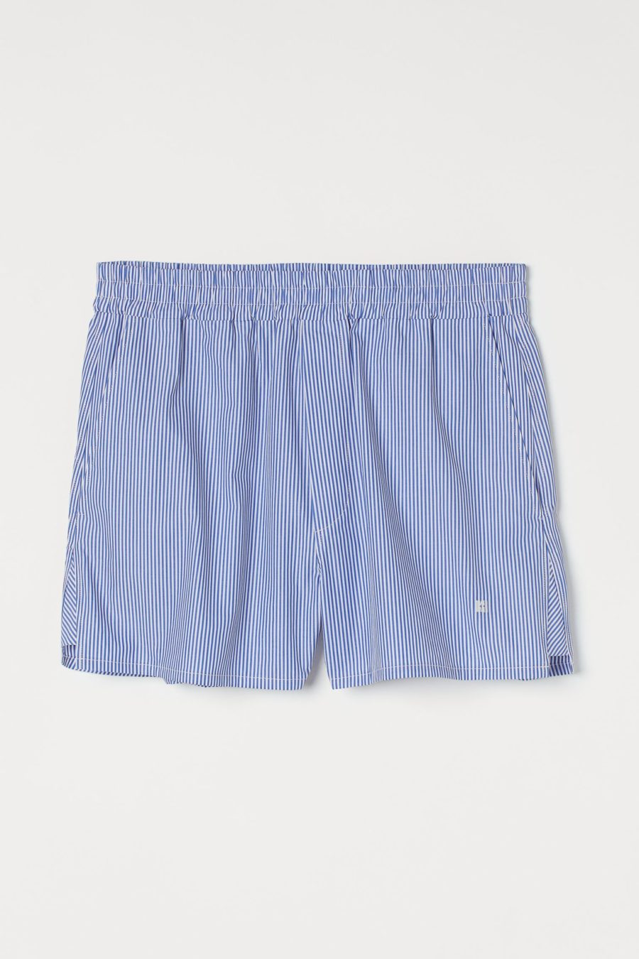 H&M Wide-Leg Cotton Shorts ($25)