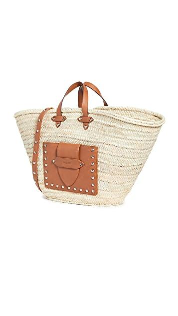 Large Beach Tote Bag ($250)