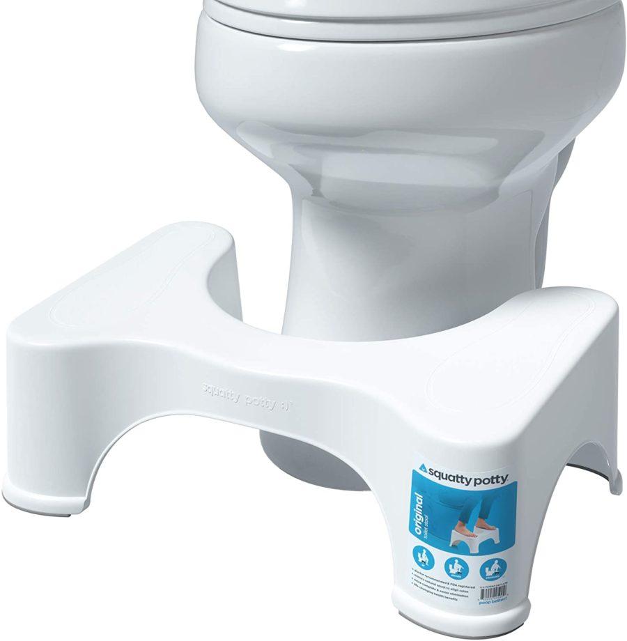 Squatty Potty The Original Bathroom Toilet Stool ($21)