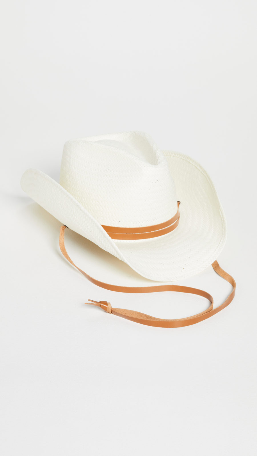 Rag & Bone Ohara Straw Cowboy Hat ($250)