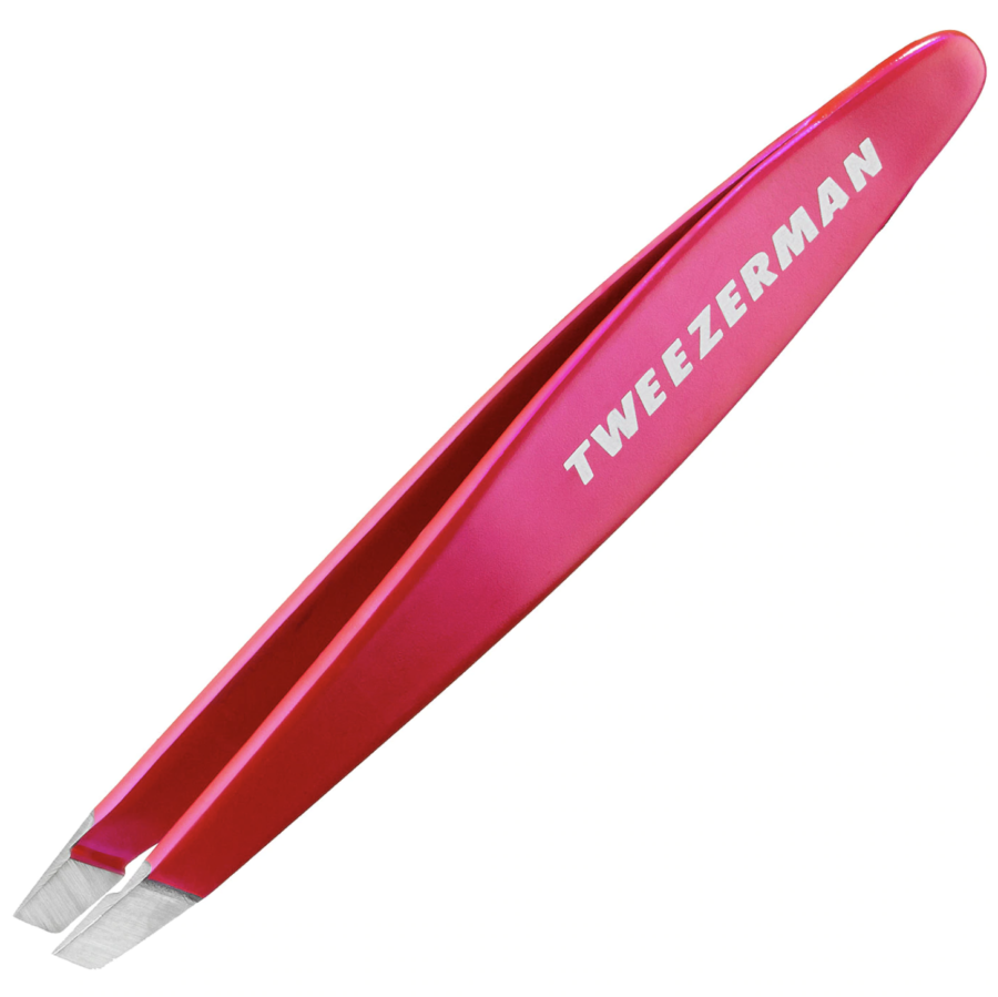 Pink Perfection Mini Slant Tweezer ($15)
