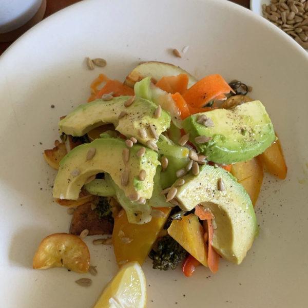 Kourt's Potato Summer Salad