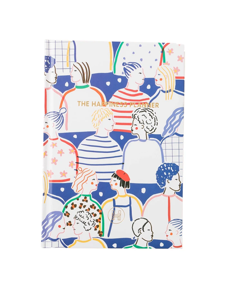 The Happiness Planner 100-Day Happiness Planner in Best Friends $26