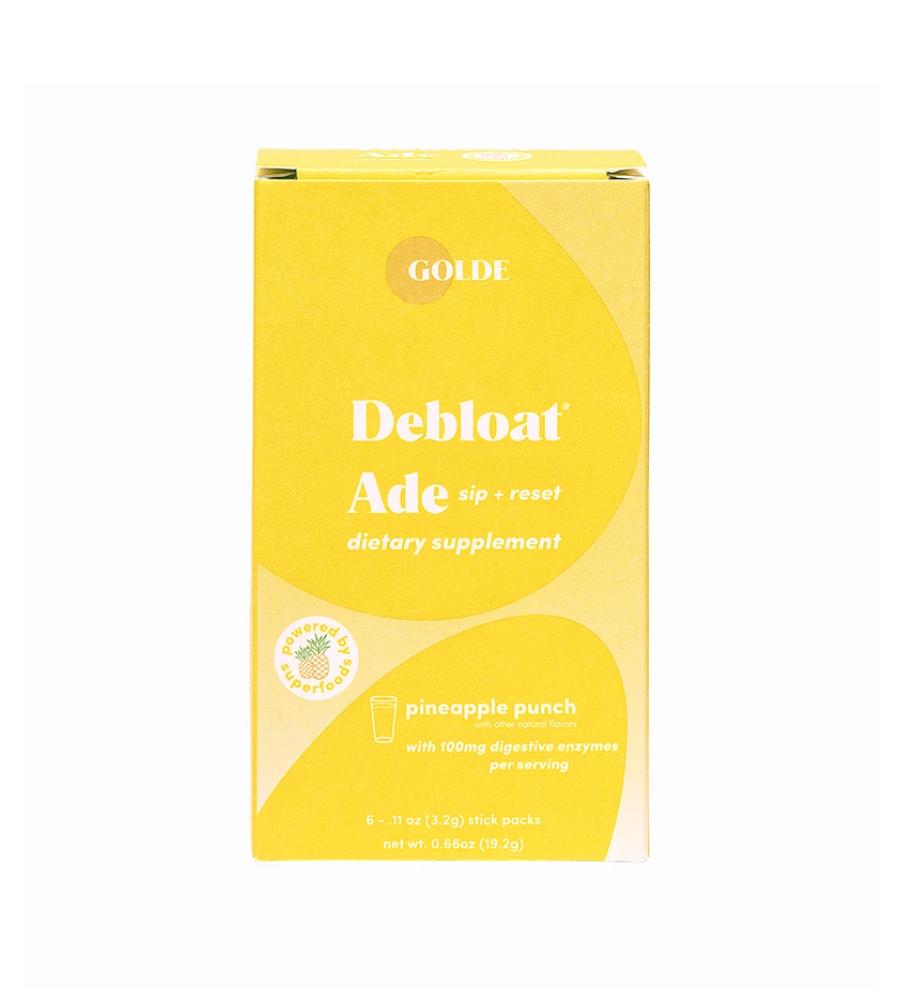 Golde Debloat Ade $15