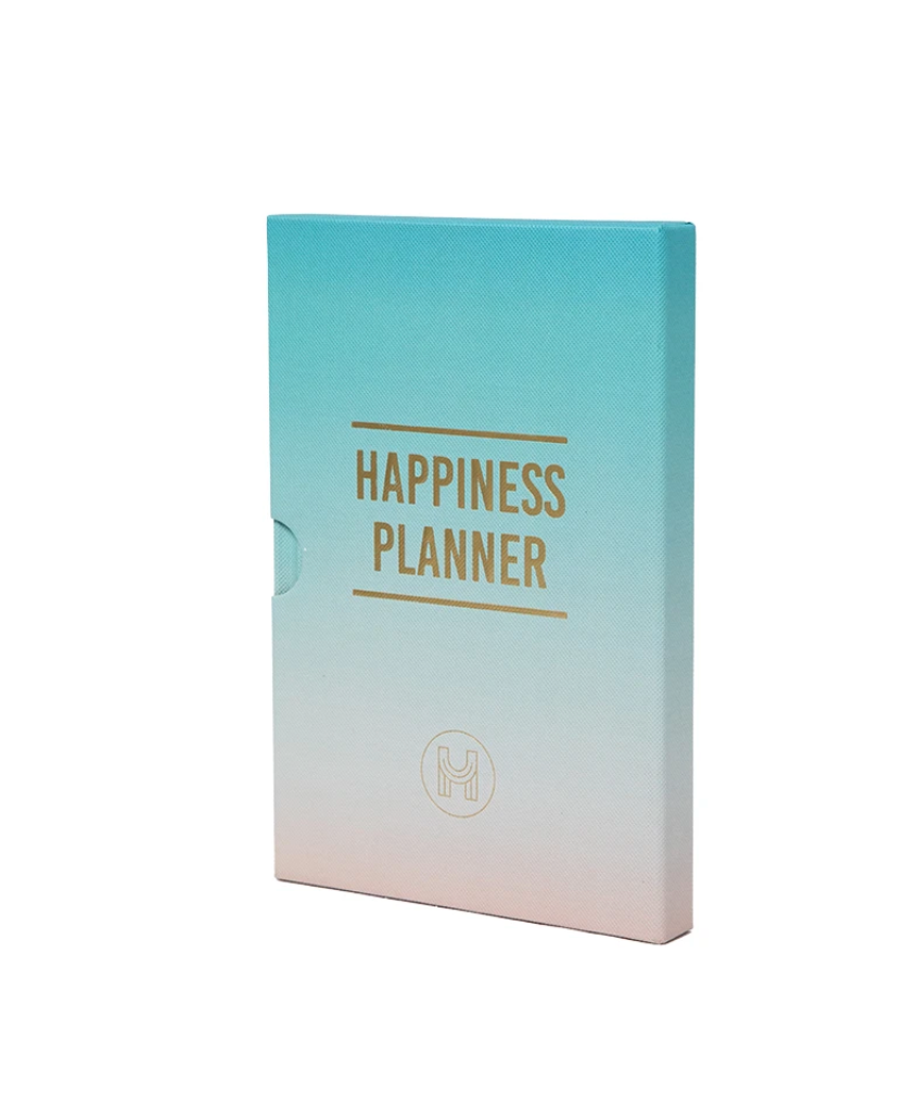 The Happiness Planner 100-Day Happiness Planner in Peach and Mint $26
