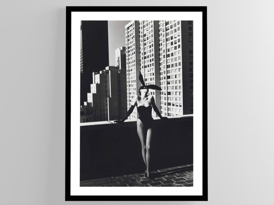 Etsy Helmut Newton Elsa Peretti Print Poster $50