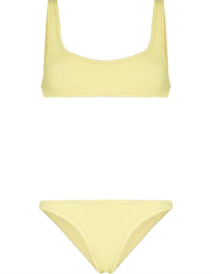 Reina Olga Ginny Scrunch Bikini Set