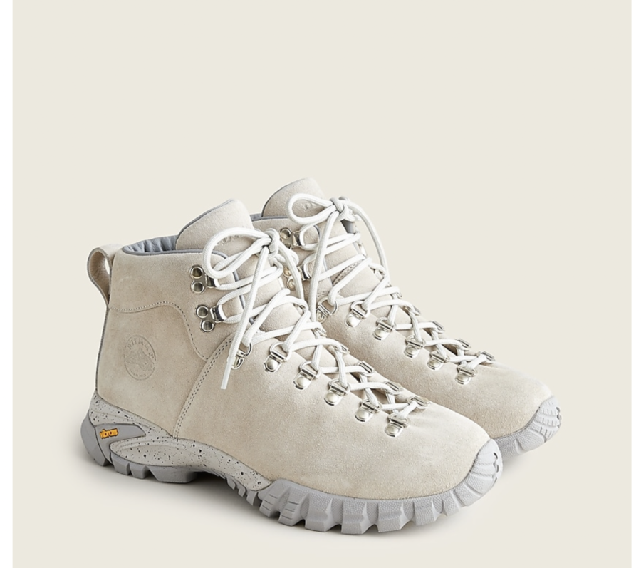 J Crew Diemme Maser LT hiking boots $449