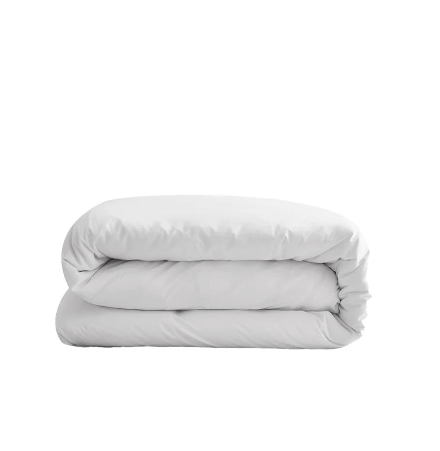 Sijo Home Eucalyptus Duvet Cover in Snow $105
