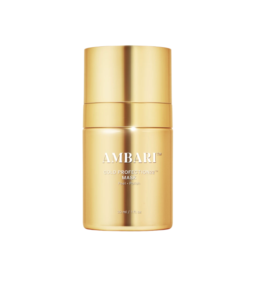 Ambari Gold Profection22 Mask $92