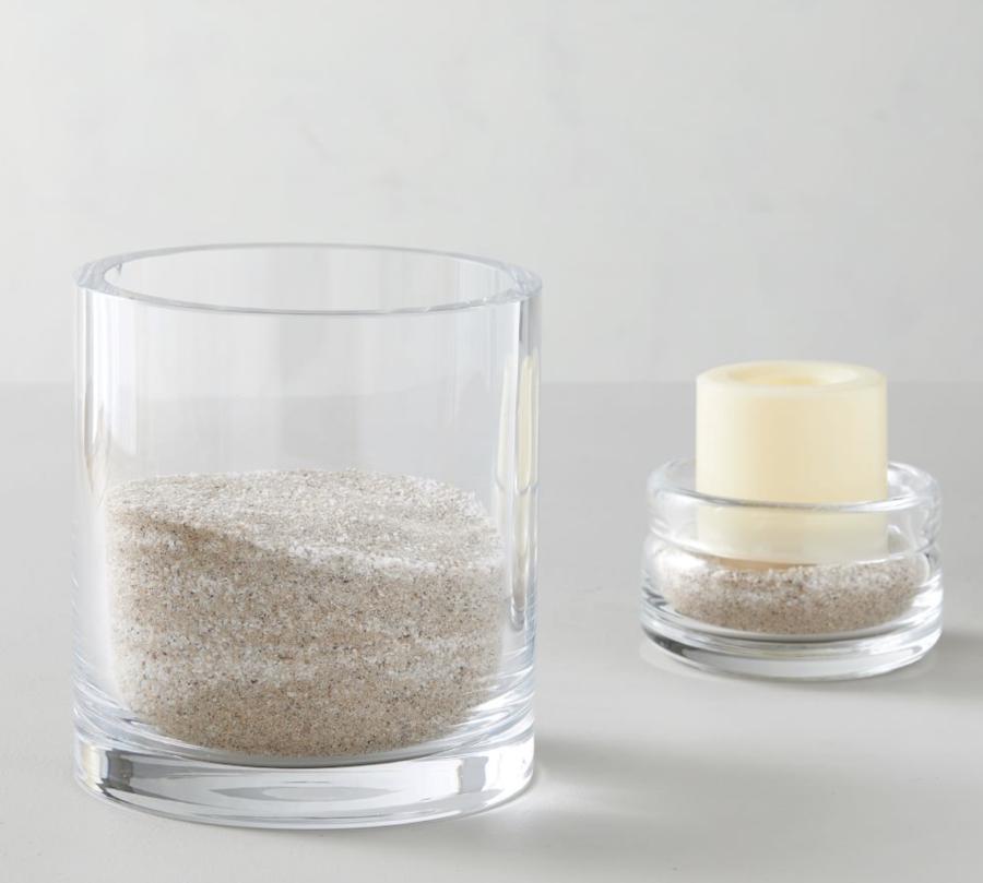 Pottery Barn Sand Vase Filler - Natural $11