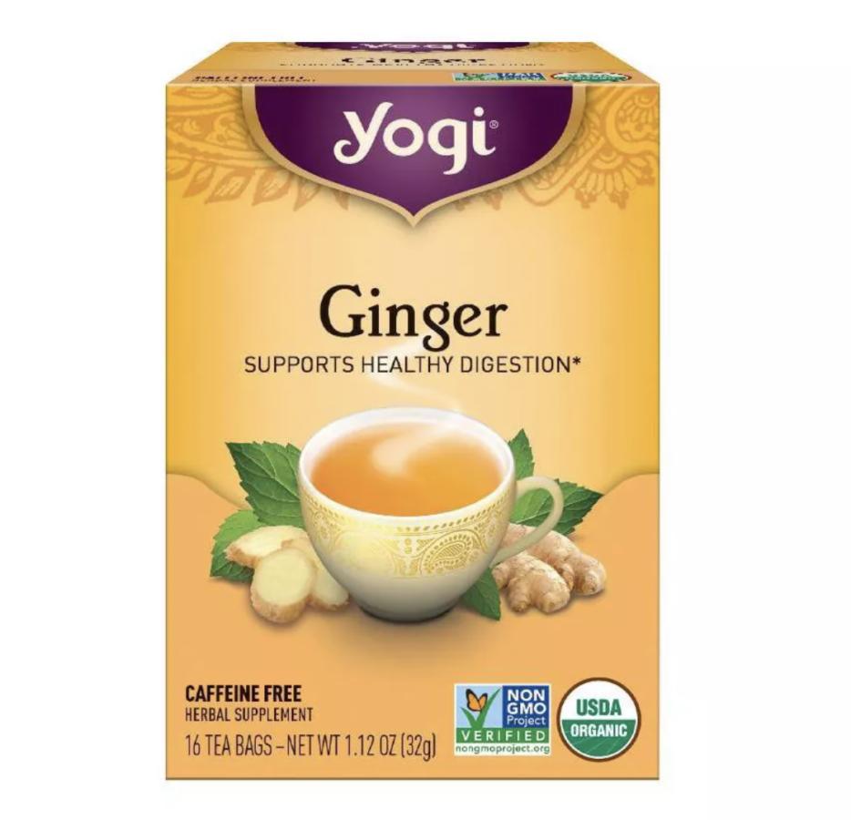 Yogi Tea - Ginger Tea - 16ct $5
