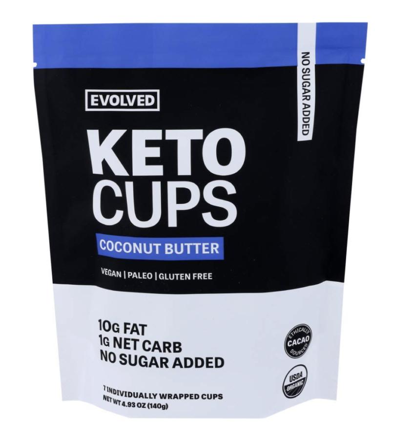 Evolved Chocolate, Original Keto Cups, 5.18 Ounce $11
