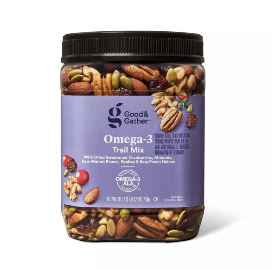 Good & Gather™ Omega-3 Trail Mix - 28oz $15