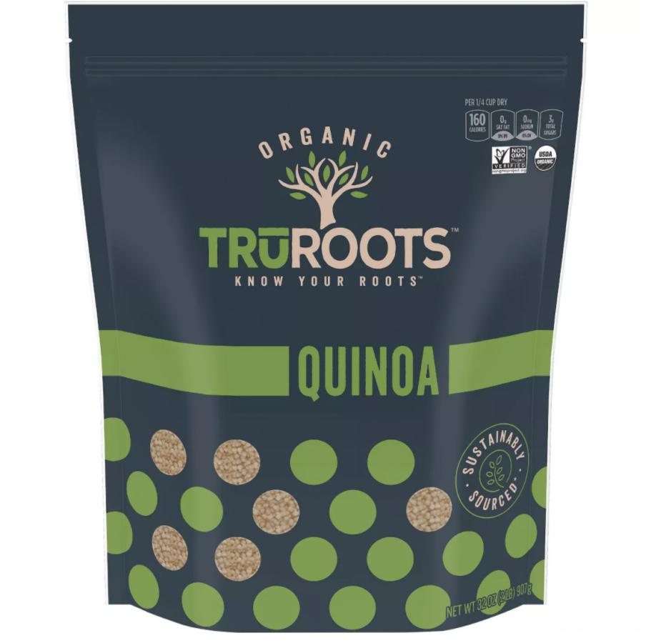truRoots Organic Quinoa - 2lbs $10
