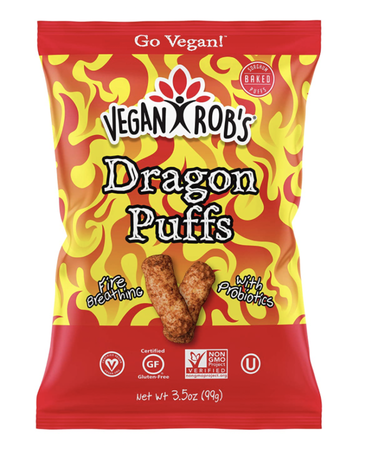 Vegan Rob's Puffs $26