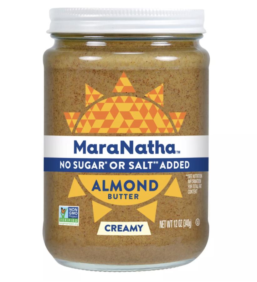 Maranatha No Added Sugar or Salt No Stir Almond Butter - 12oz $9