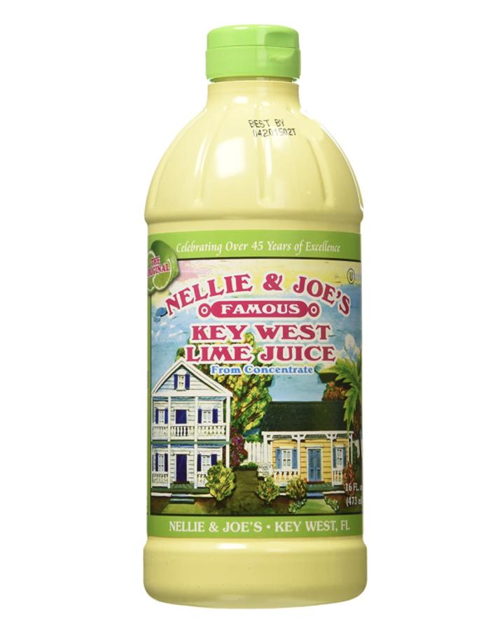 Nellie & Joe Key West Lime Juice, 16 Fl Oz (Pack of 3) $19